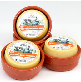 Cow, Goat and Sheep Ripened Cheese - 500gr