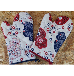 Heart of Viana kitchen glove