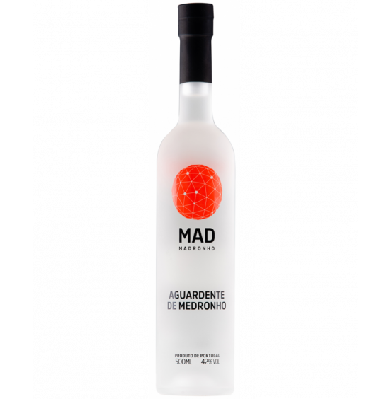 MAD Aguardente de Medronho - 500ml