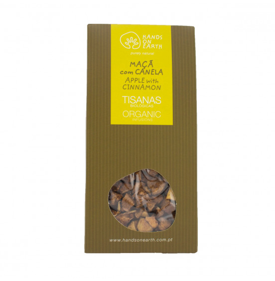 Organic Apple & Cinnamon Tea - 60gr