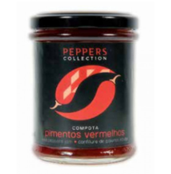 Red Peppers Jam - 240gr