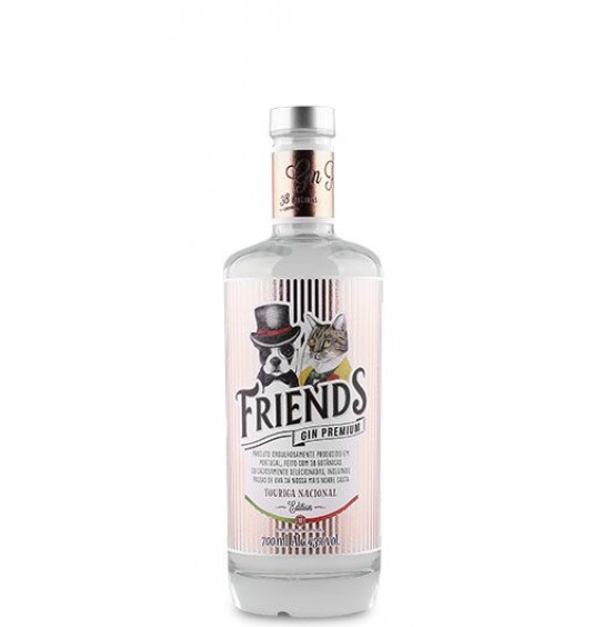 Gin Friends Touriga Nacional - 700ml