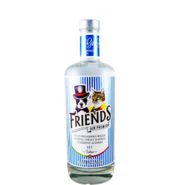 Gin Friends Premium Dry Edition - 700ml