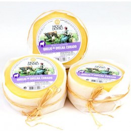 Buttery sheep's milk cheese - 500gr