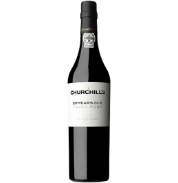 Churchill's 20 Years Old Tawny Port - 500ml