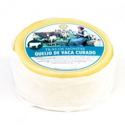 Ripened cow's milk cheese - 500gr