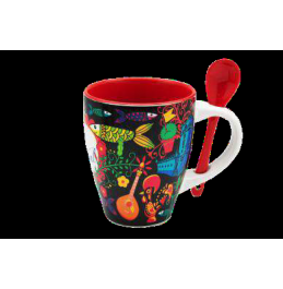 Coffee cup Portugal Mix w/cup