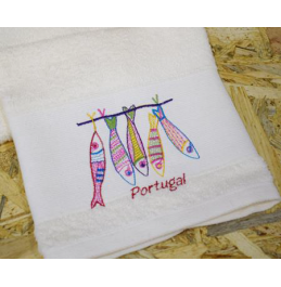 Terry cloth Portugal 50x50