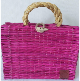 "Rose bag ""Junco"" Ref.2"