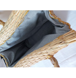 "Natural bag ""Junco"" Ref.1"