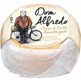 Buttery Sheep's Milk Cheese Dom Alfredo Paiva 240g