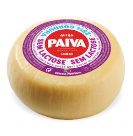Paiva Cured Soft Lactose Free Cheese 500g
